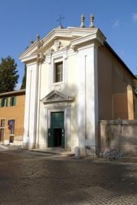 AW11 Church of Domine Quo Vadis 1
