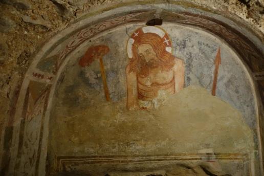 Fresco in Hermitage