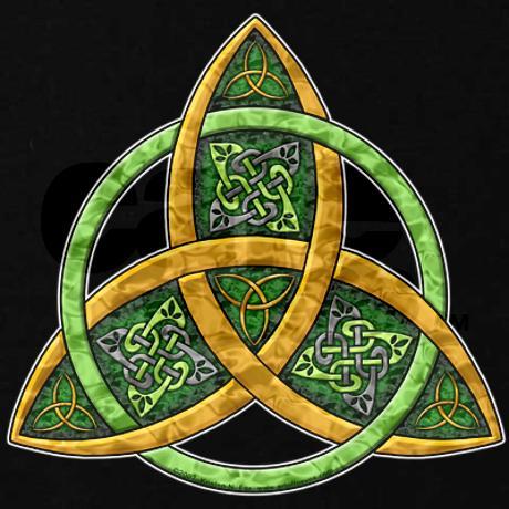 Celtic Knot Trinity