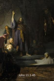 John 11.1-45