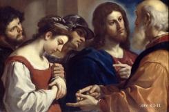John 8.1-11