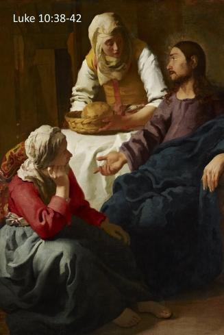 Luke 10.38-42