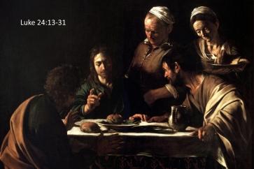 Luke 24.13-31