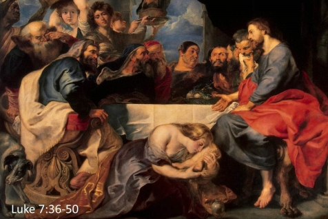 Luke 7.36-50