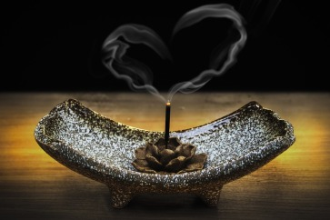 Heart Loving-kindness Incense Metta Love Smoke