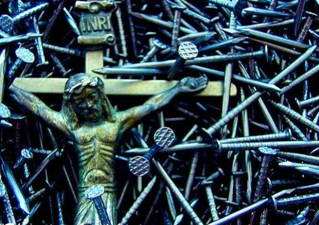 jesus nails