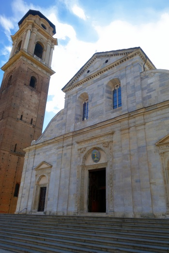 Cathedral of St. John the Baptist in Turino