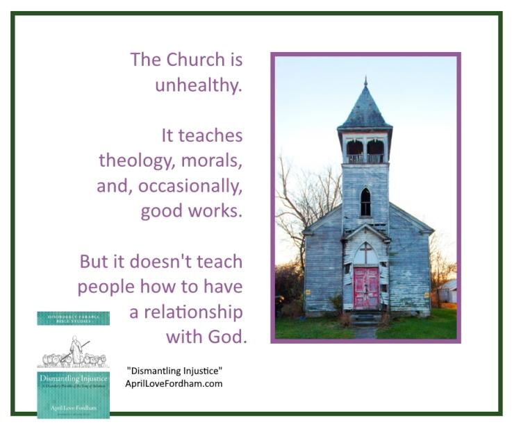 Unhealthy Church